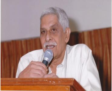 Prof. Padmanabha Venugopal